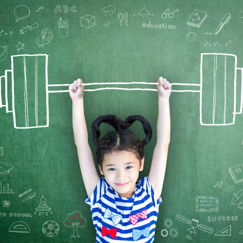 stamina in young learners