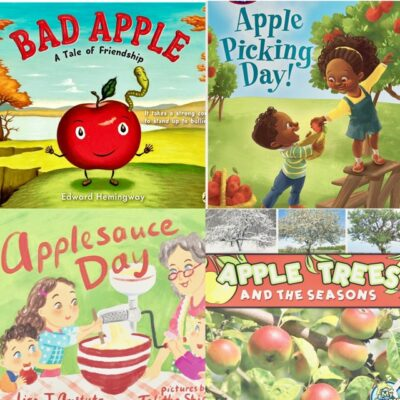 Apple Books for the Early Childhood Classroom