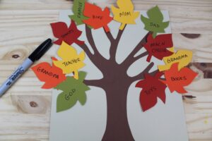 tree of thankfulness