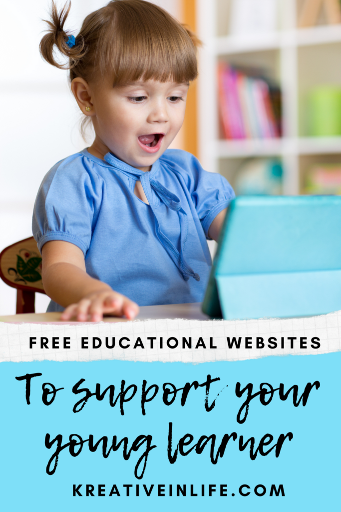 Educational Websites for Young Learners