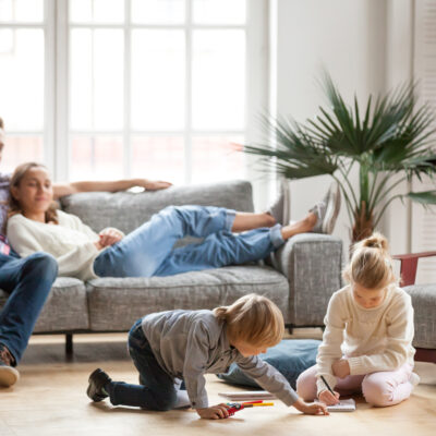 Fun Ways to Spend Time As A Family At Home