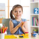 Benefits of Using Playdough in Kindergarten