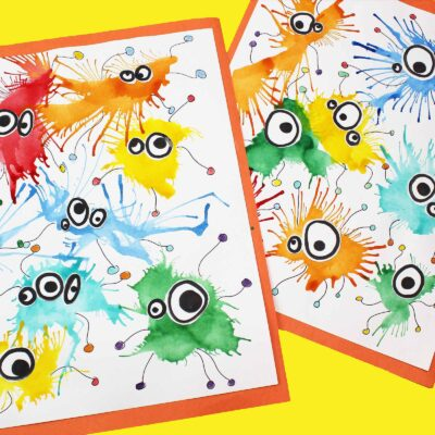 A Fun Way To Teach Kids About Germs