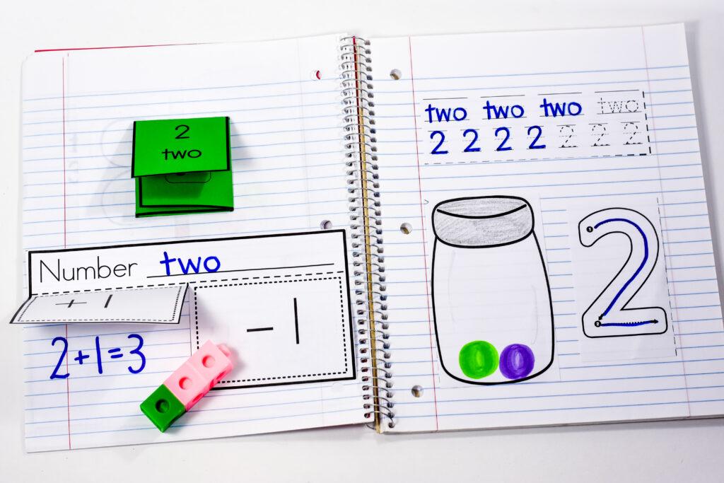 Teaching Number Sense: Math Journal
