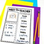 Ideas for Meet The Teacher Night
