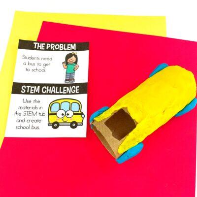Having Fun with Back-to-School STEM