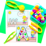 Fine Motor Activities for Emergent Writing