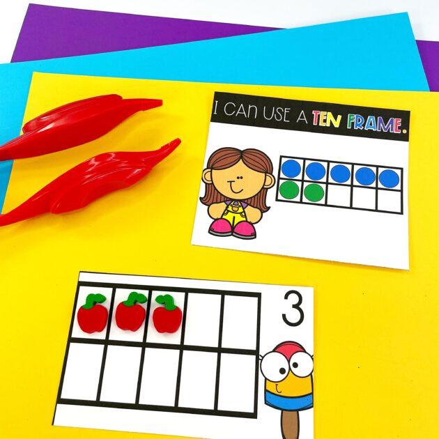 Math Strategies in Kindergarten