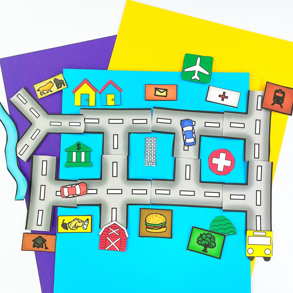 Map Skills for Young Learners
